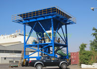 Coal Unloading Hopper High Safety Strong Structure Low Power Consumption